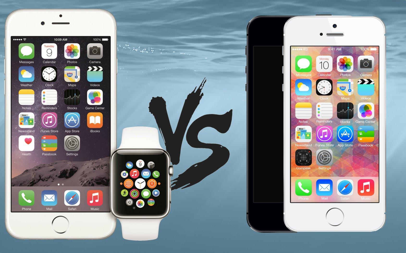 iphone 6 vs iphone 5s should you get apple 39 s new mobile. Black Bedroom Furniture Sets. Home Design Ideas