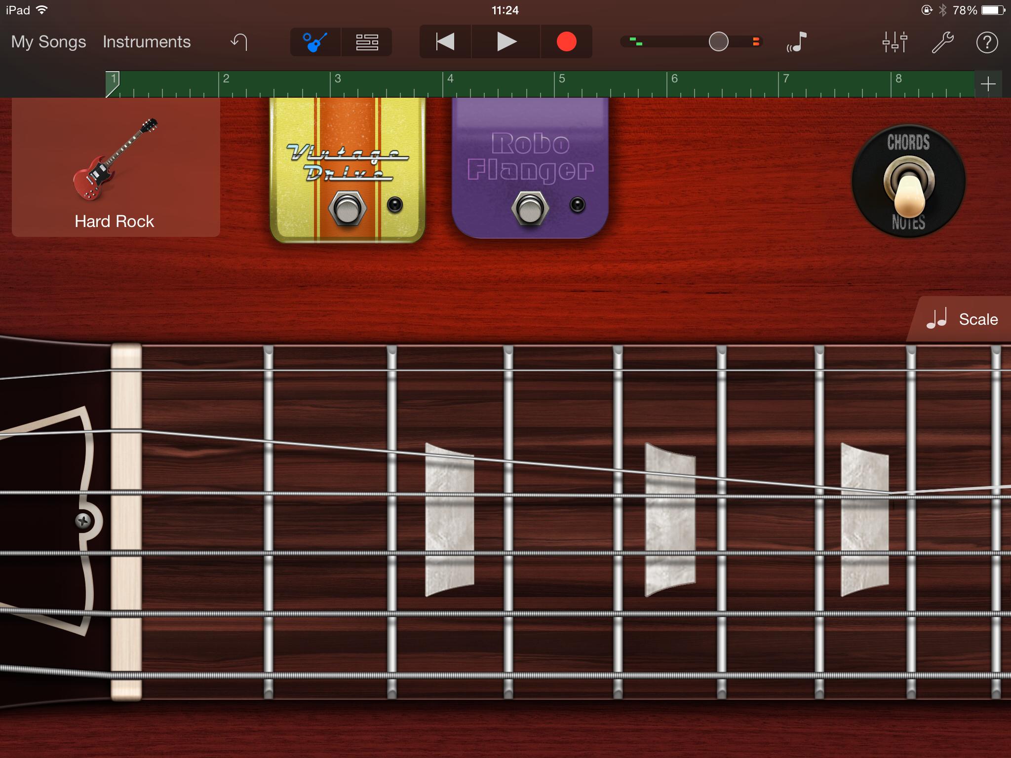 Piano Garage Band : Garageband tutorial how to use garageband on ipad iphone den
