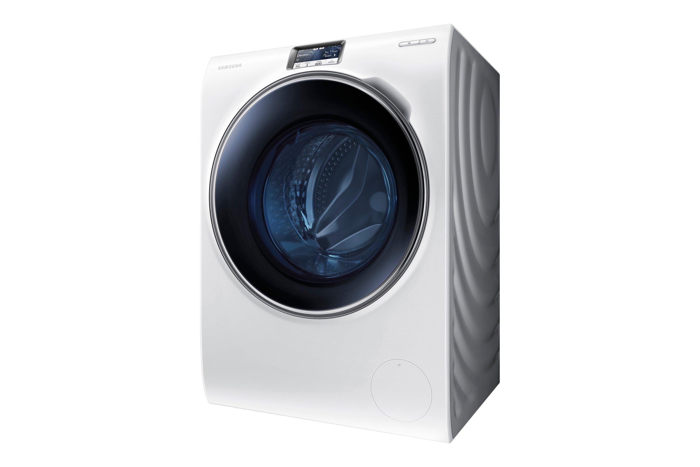 Washing Machine With Dryer Uk Part - 27: Samsung WW10H9600EW