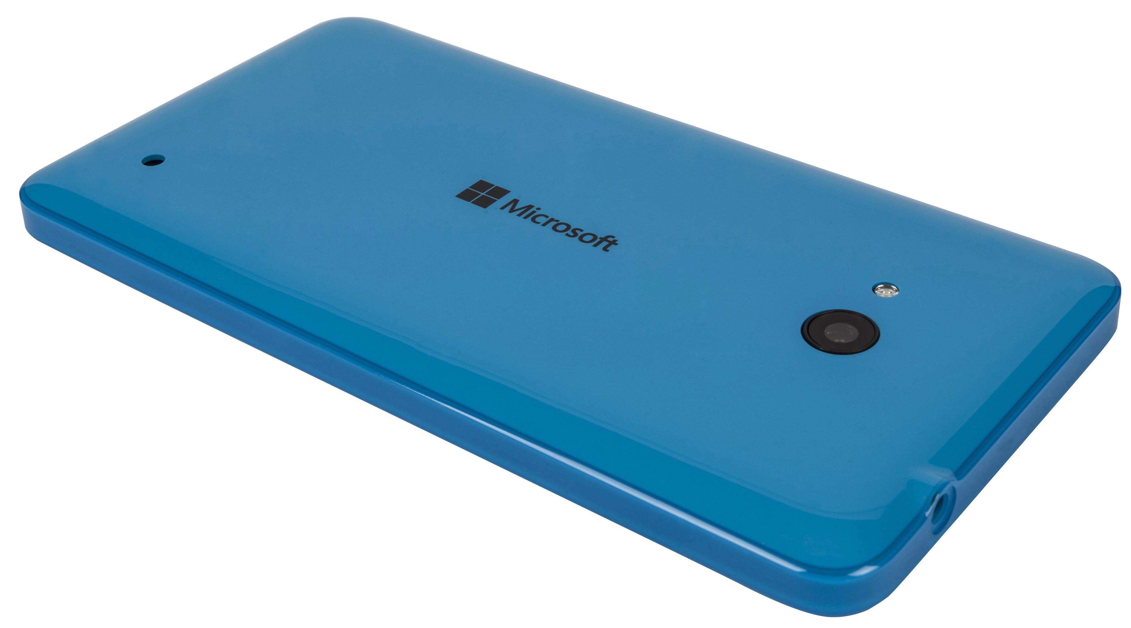 Microsoft lumia 535 dual sim white quad core 1 2ghz unlocked cell - Microsoft Lumia 640 Rear