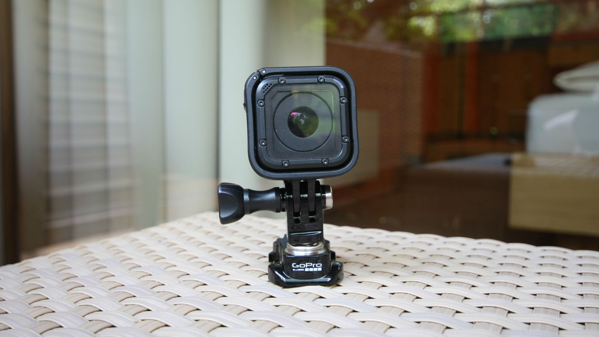 GoPro Hero4 Session Front