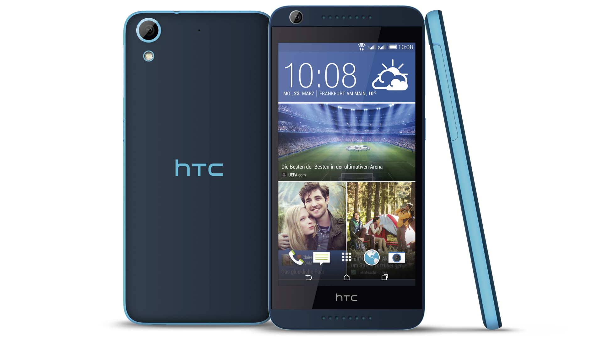 How To Make A Bump Key >> HTC Desire 626 will run Android 5.1 and Sense 7   Expert ...