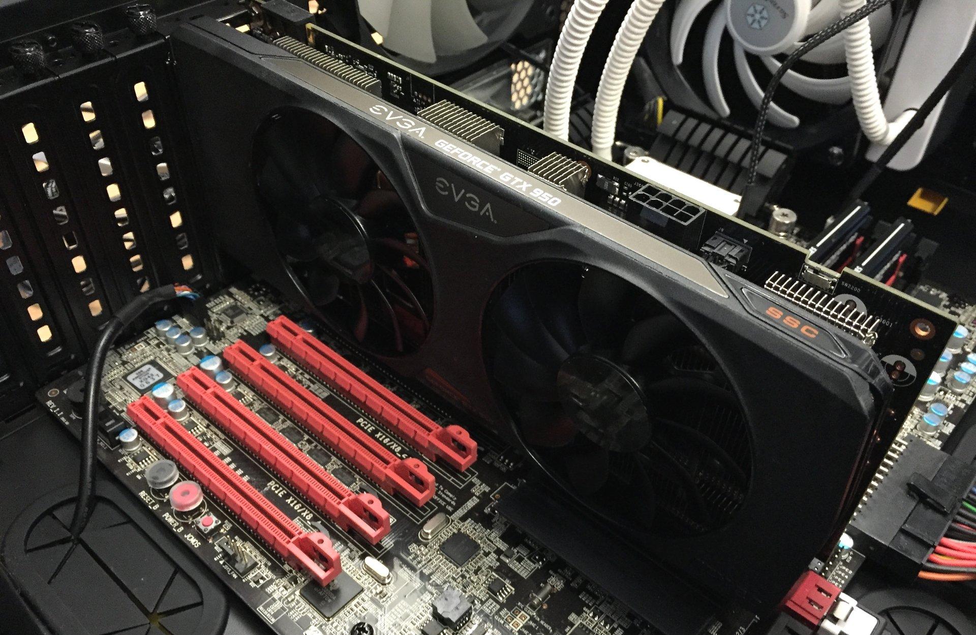 gtx geforce 950m 950 nvidia 4gb evga ssc power gaming 2gb expertreviews