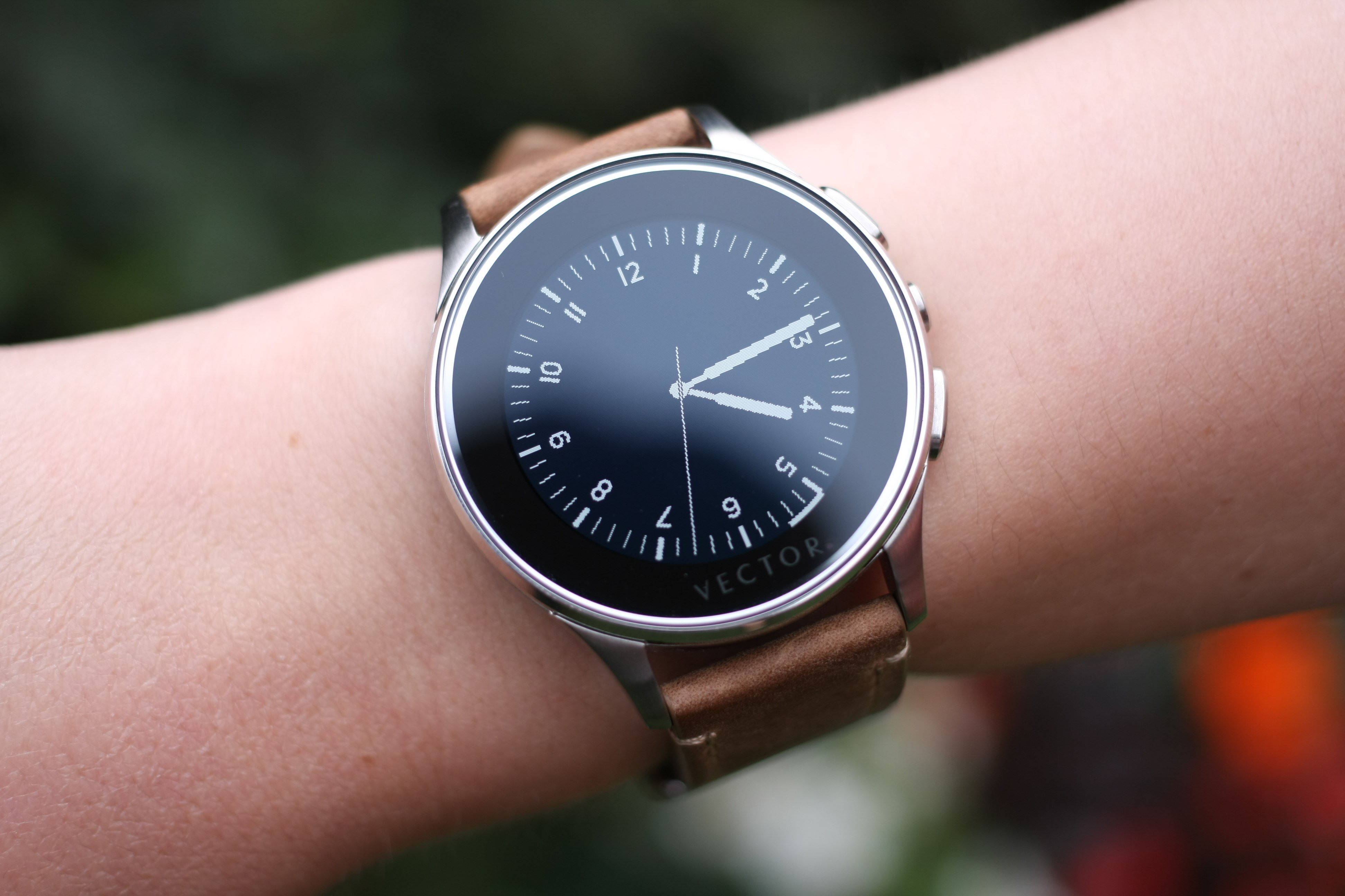 Vector Luna smartwatch review