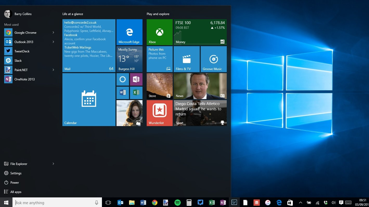 The new windows 10 security features explained expert for New windows software