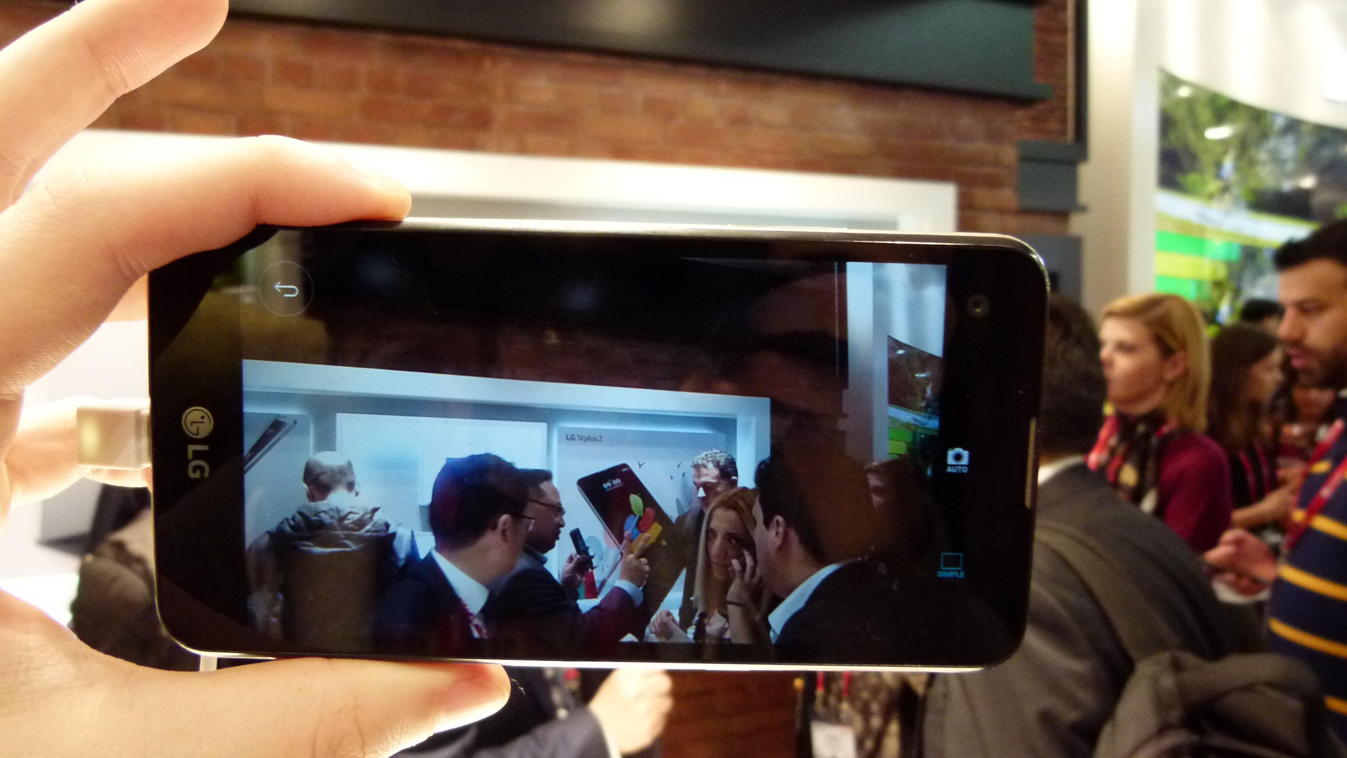 Камера LG X View