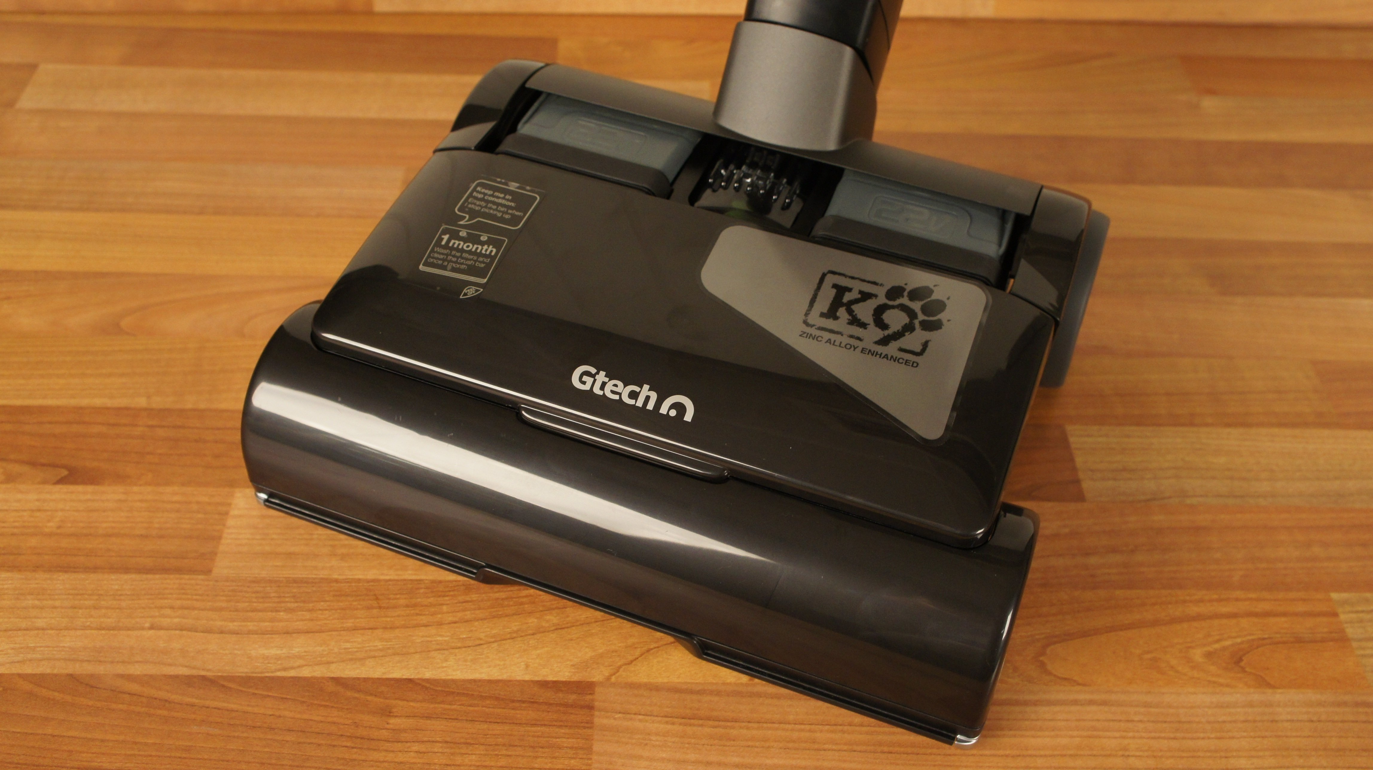 Gtech Airram K9 Review The Cordless Vacuum Cleaner That