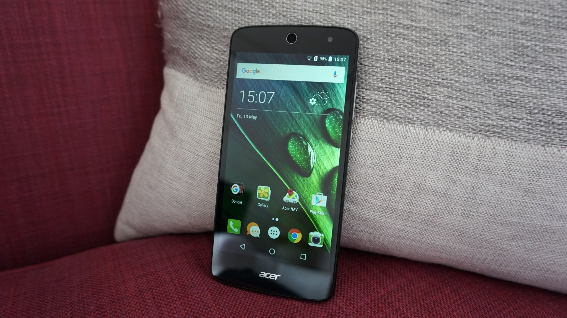 how to close gmail email in acer liquid zest plus