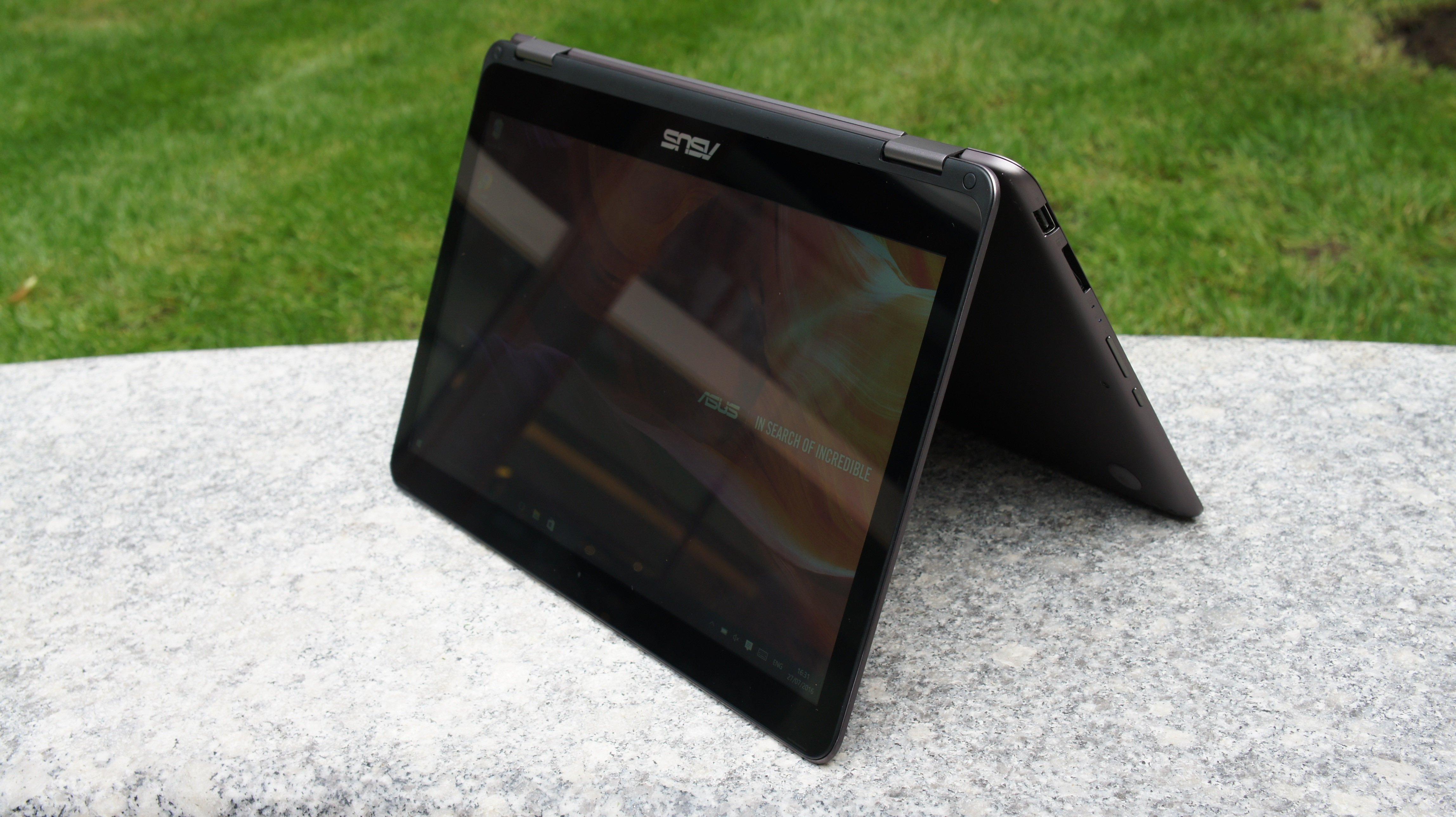 Asus ZenBook Flip UX360CA Review Gorgeously Versatile