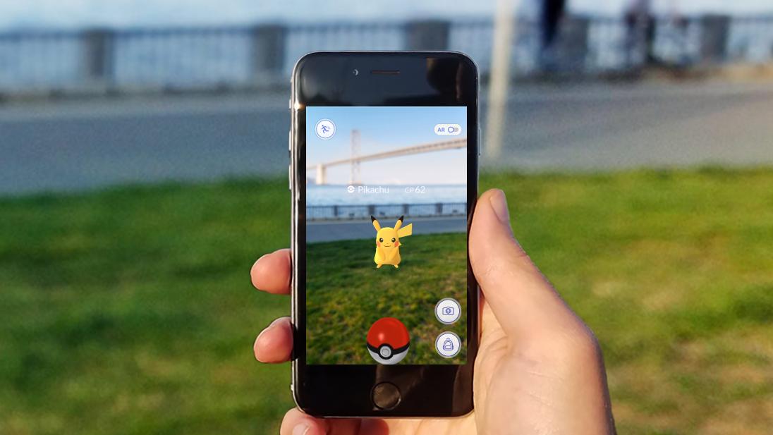 Iphone 5 Pokemon Go