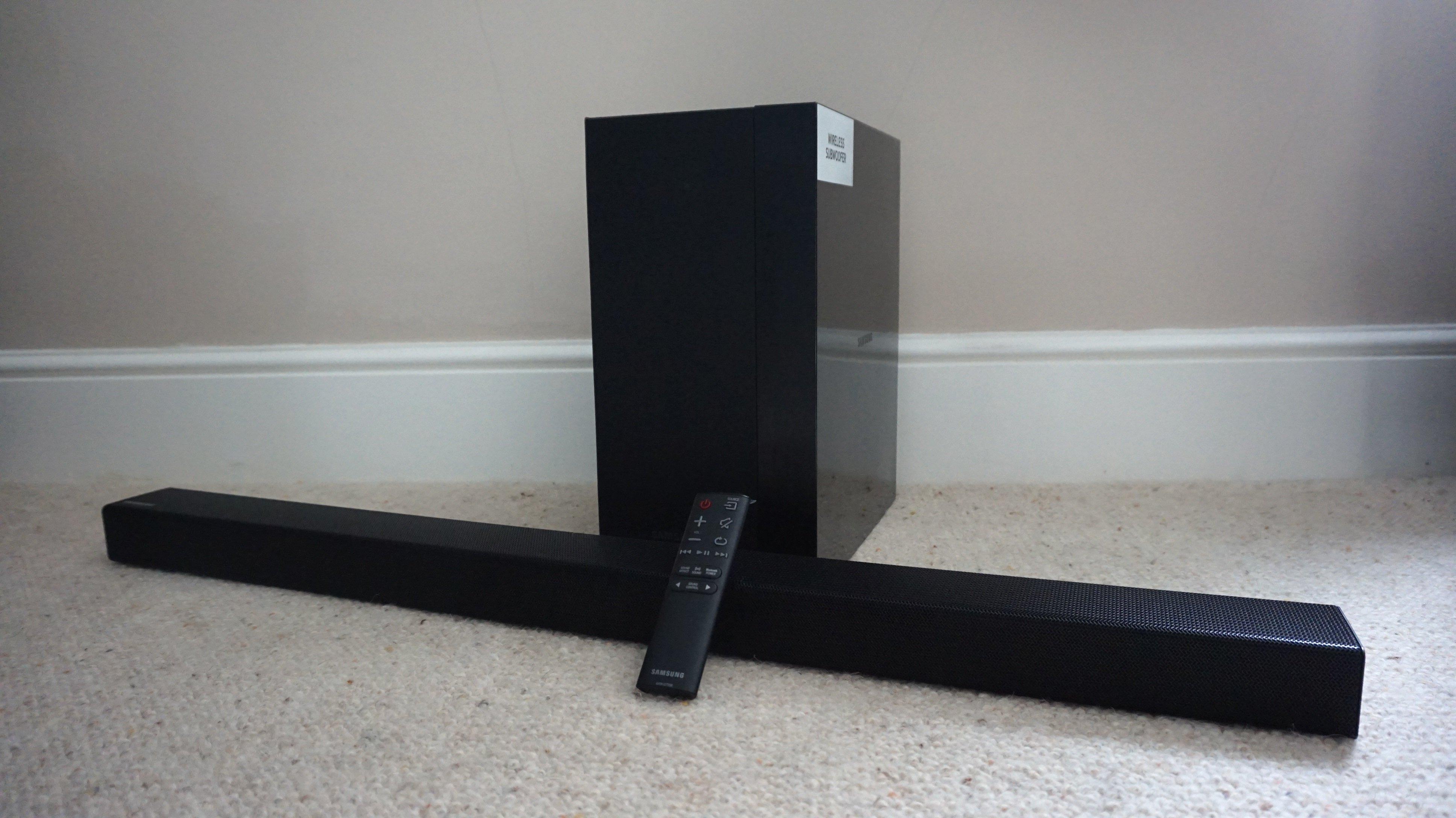 samsung hw k450 review expert reviews. Black Bedroom Furniture Sets. Home Design Ideas