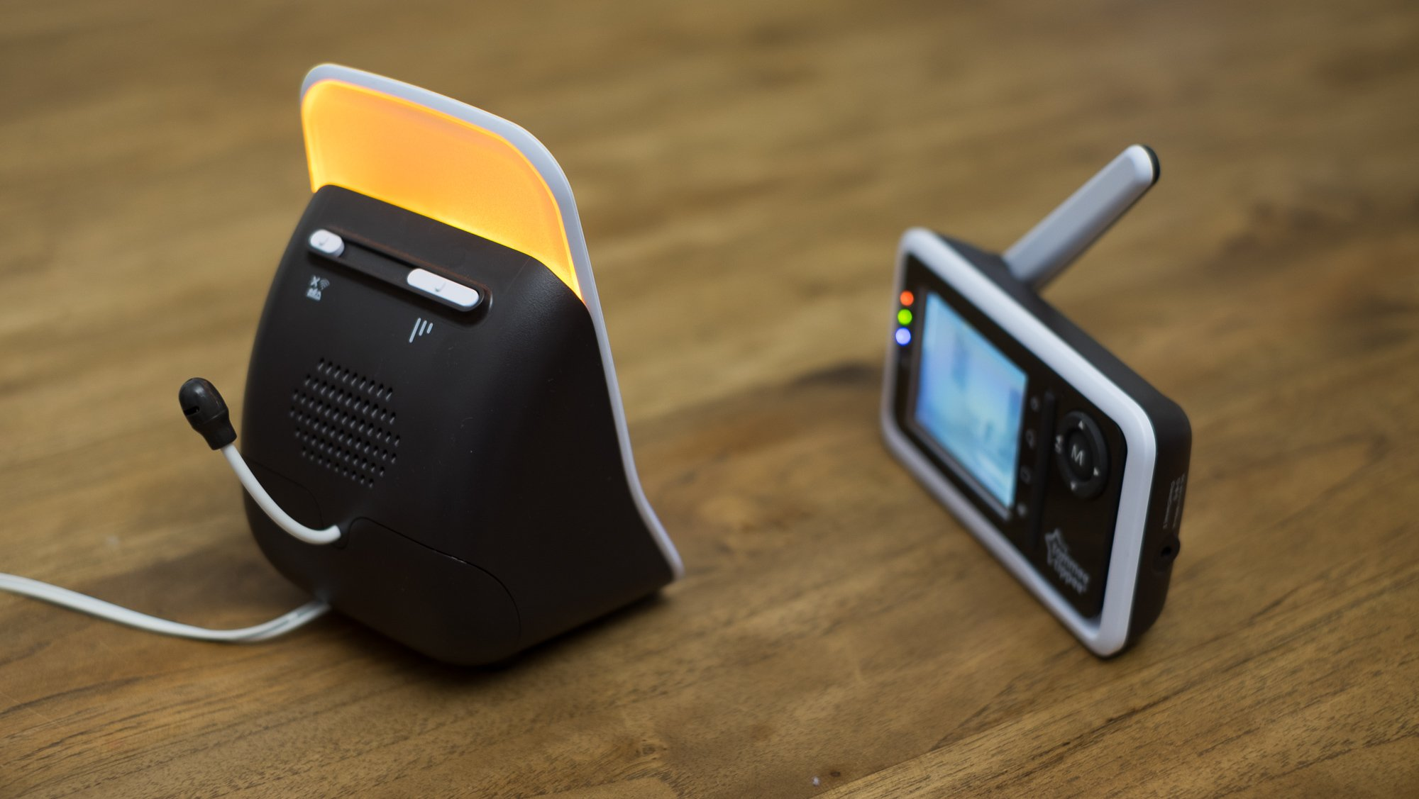 Tommee Tippee Closer to Nature Video Sensor Monitor review: The baby ...