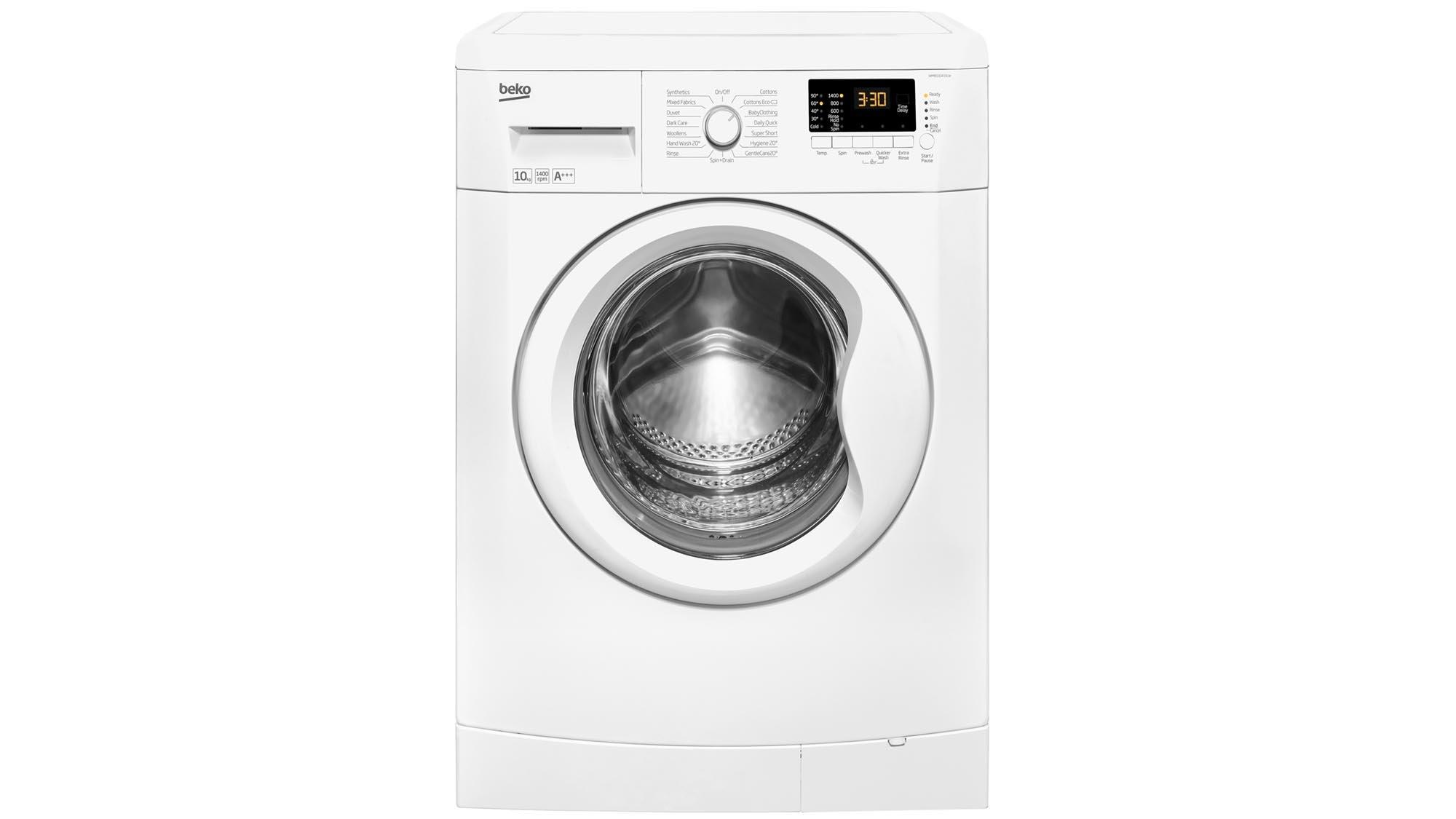 Washing Machine With Dryer Uk Part - 33: Beko WMB101433LW: The Best Washing Machine Under £300
