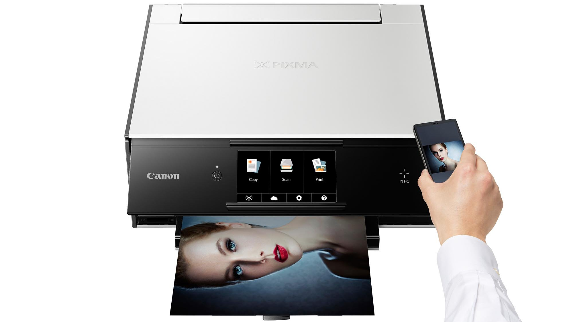 Best printer 2018 the best inkjet and laser printers for office or budget photo printers have come on in leaps and bounds but if you can afford it the pixma ts9050 is capable of breathtaking prints m4hsunfo