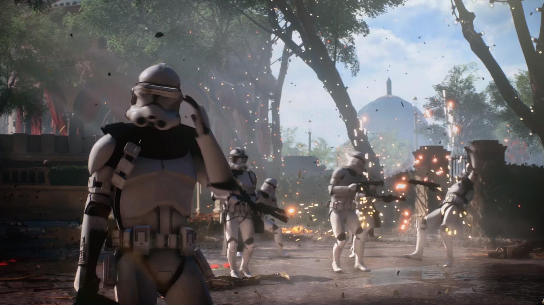 Star wars battlefront 2 release date in Brisbane