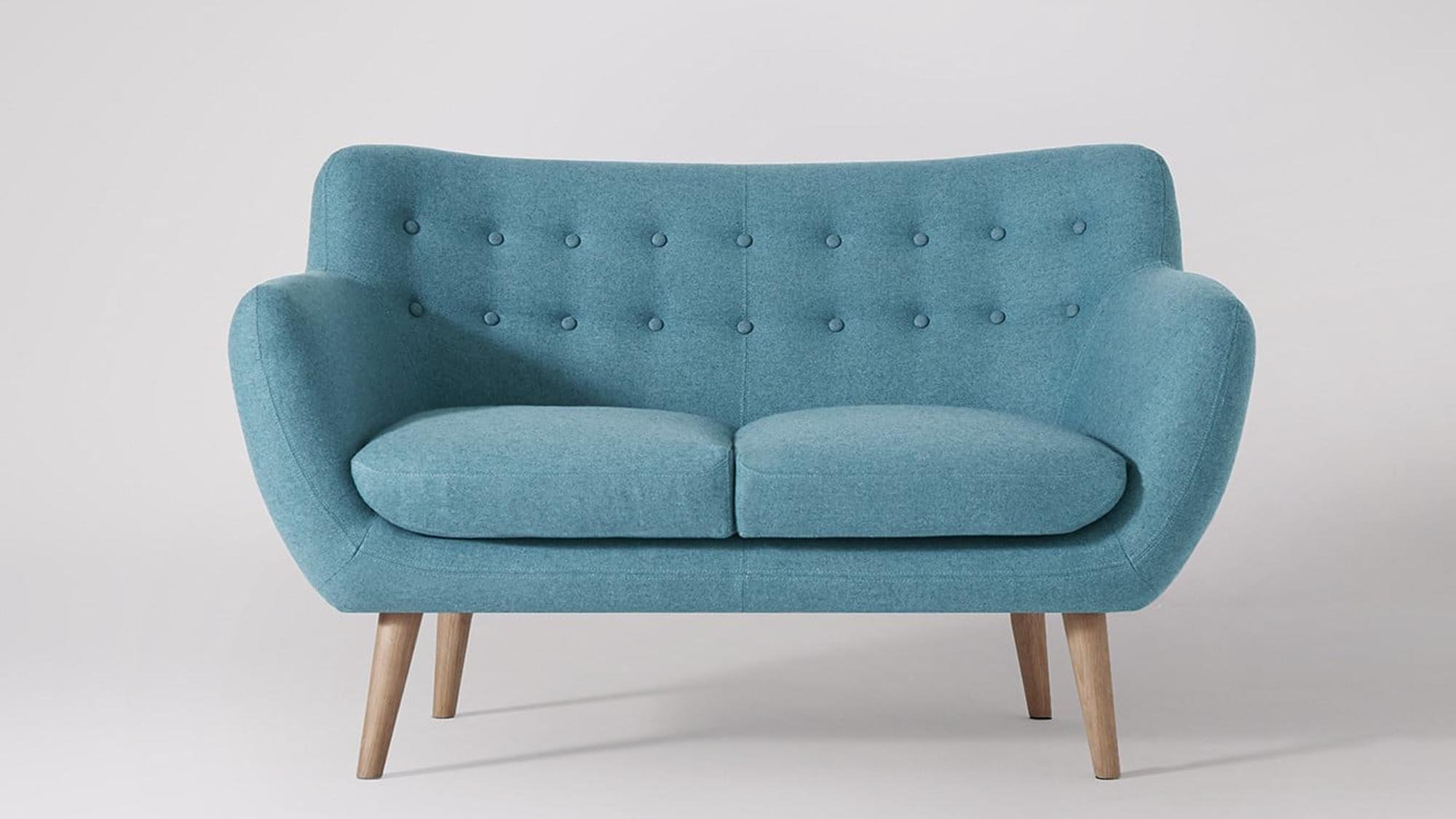 The Classic Poet Sofa Has Been Replicated Umpteen Times Since It Was  Originally Designed In The 1940s. We Love This One From Swoon, Which Is  Available As A ...