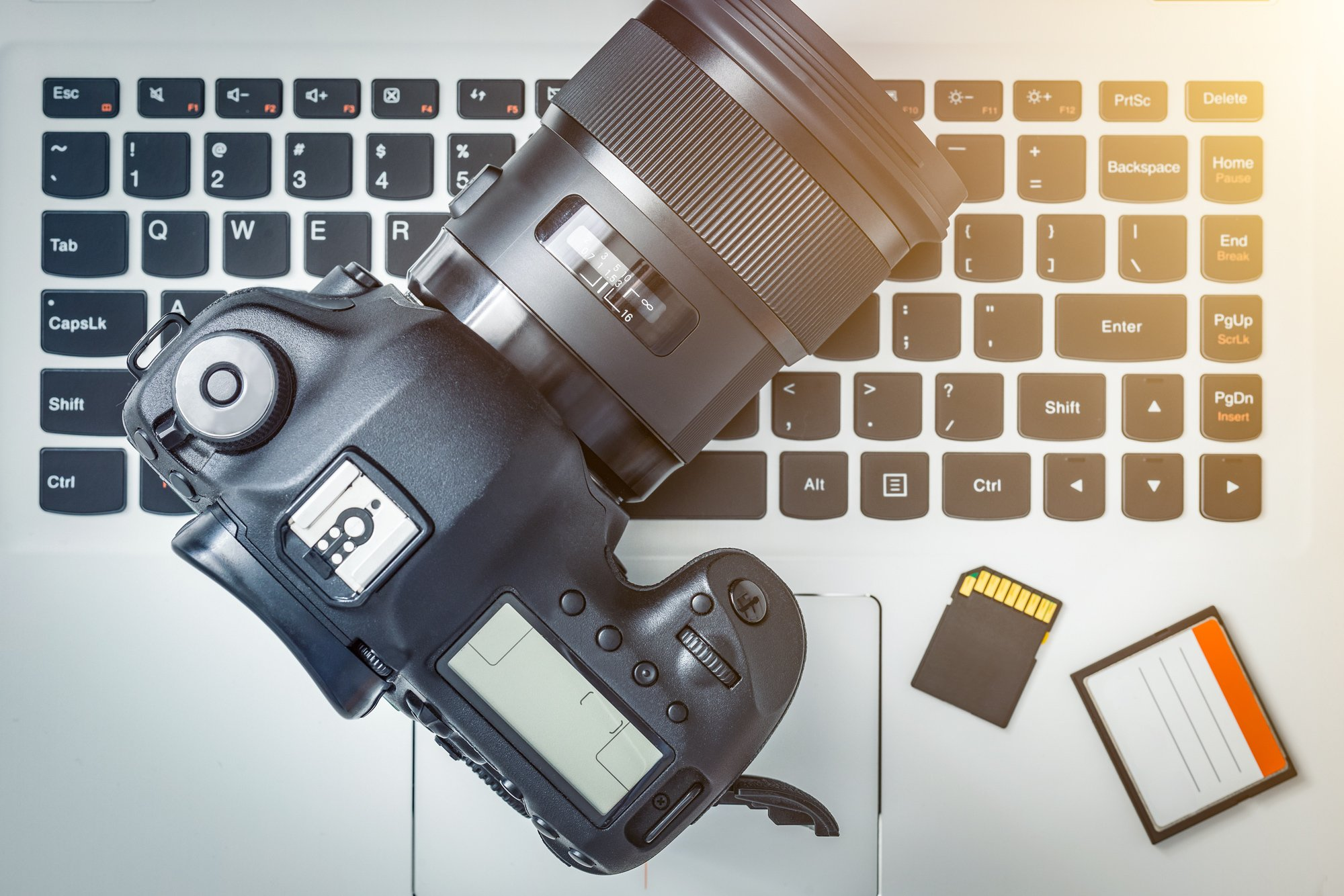 Best DSLR: The best budget, mid-range and full-frame DSLRs to buy from £350 to £3,500
