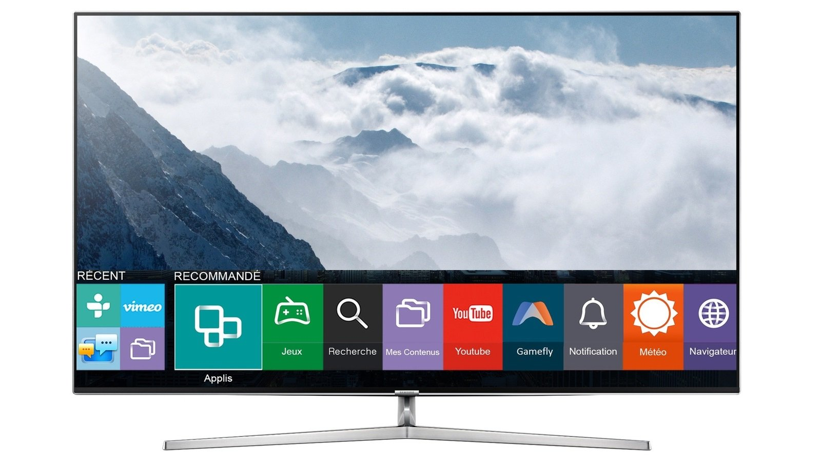 Samsung UE65KS8000 review: Serious 4K HDR performance for under ... for samsung flat screen tv price  303mzq