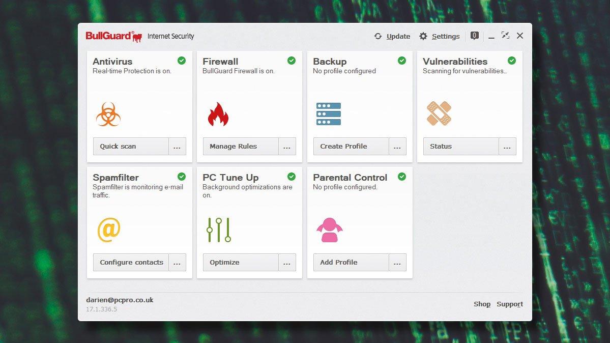 mcafee virus scan windows 10 download