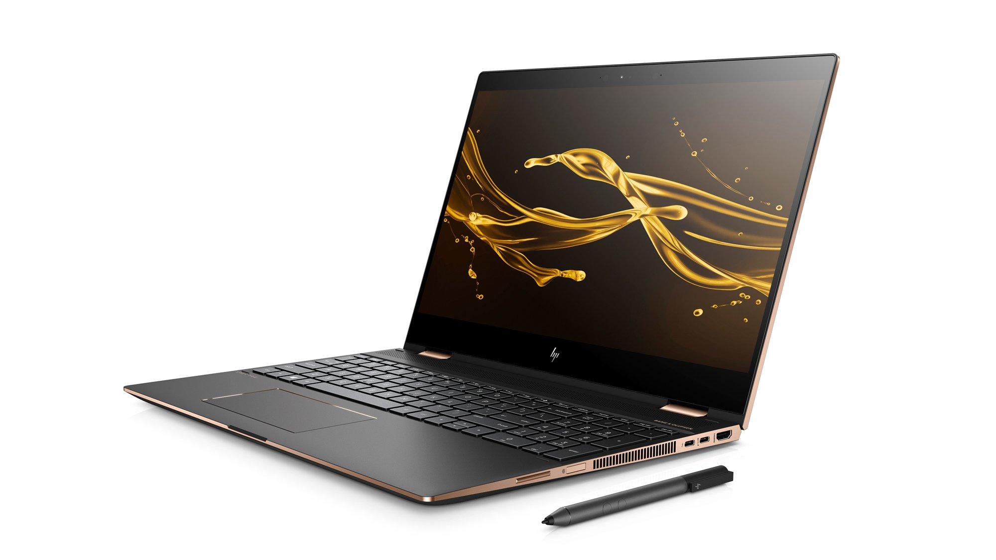 Hp Spectre X360  Hp U2019s Latest Spectre X360 Laptop Uses New