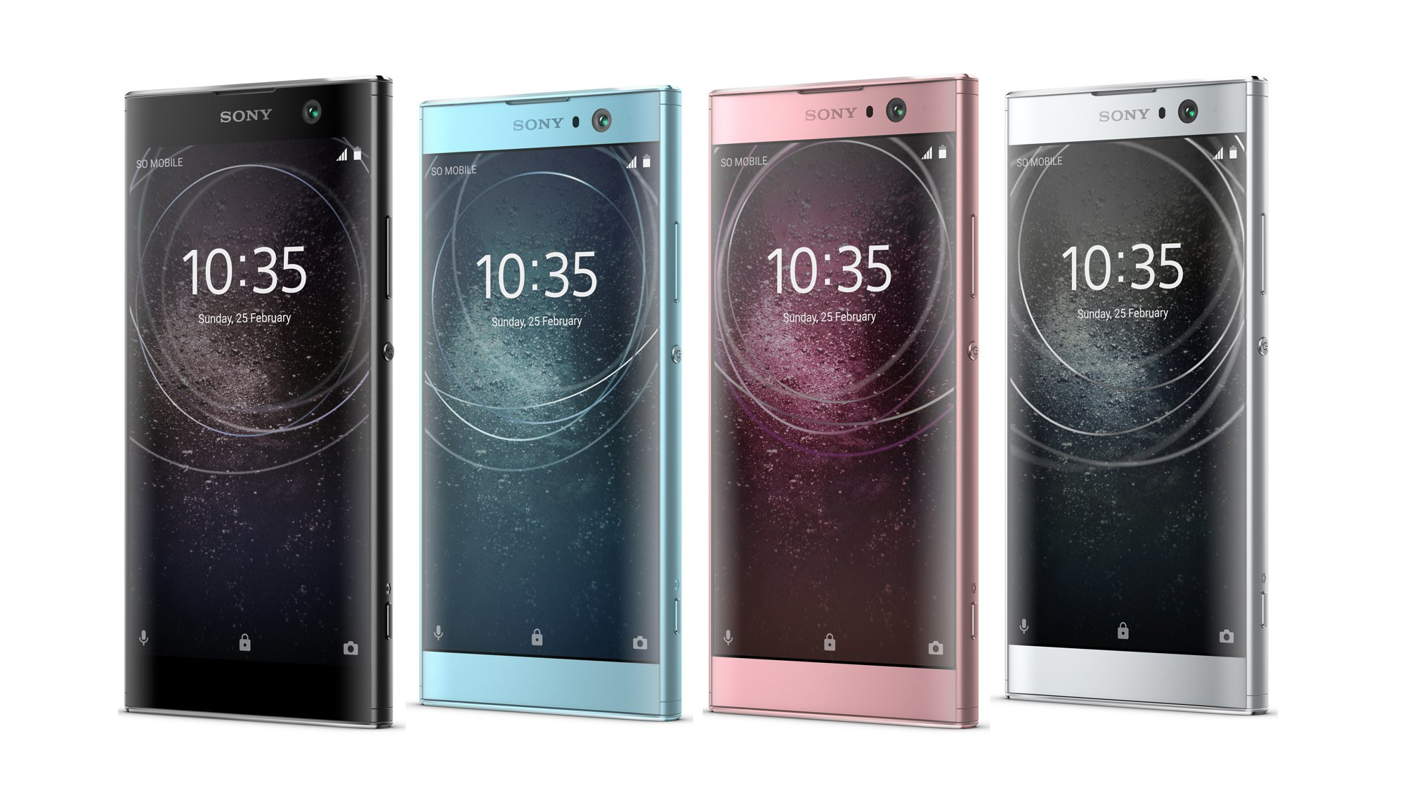 sony xperia xa2 sony s mid range smartphone announced at ces 2018 expert reviews