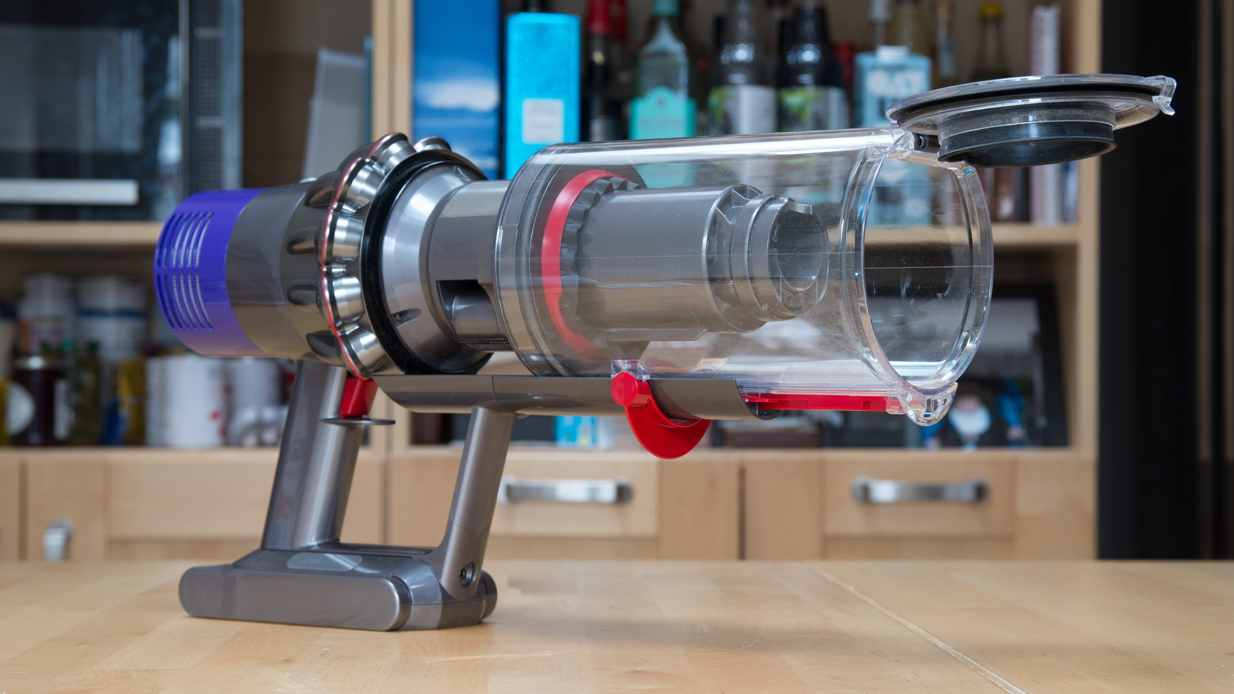 Dyson Cyclone V10 The Upright Vacuum Killer Expert Reviews