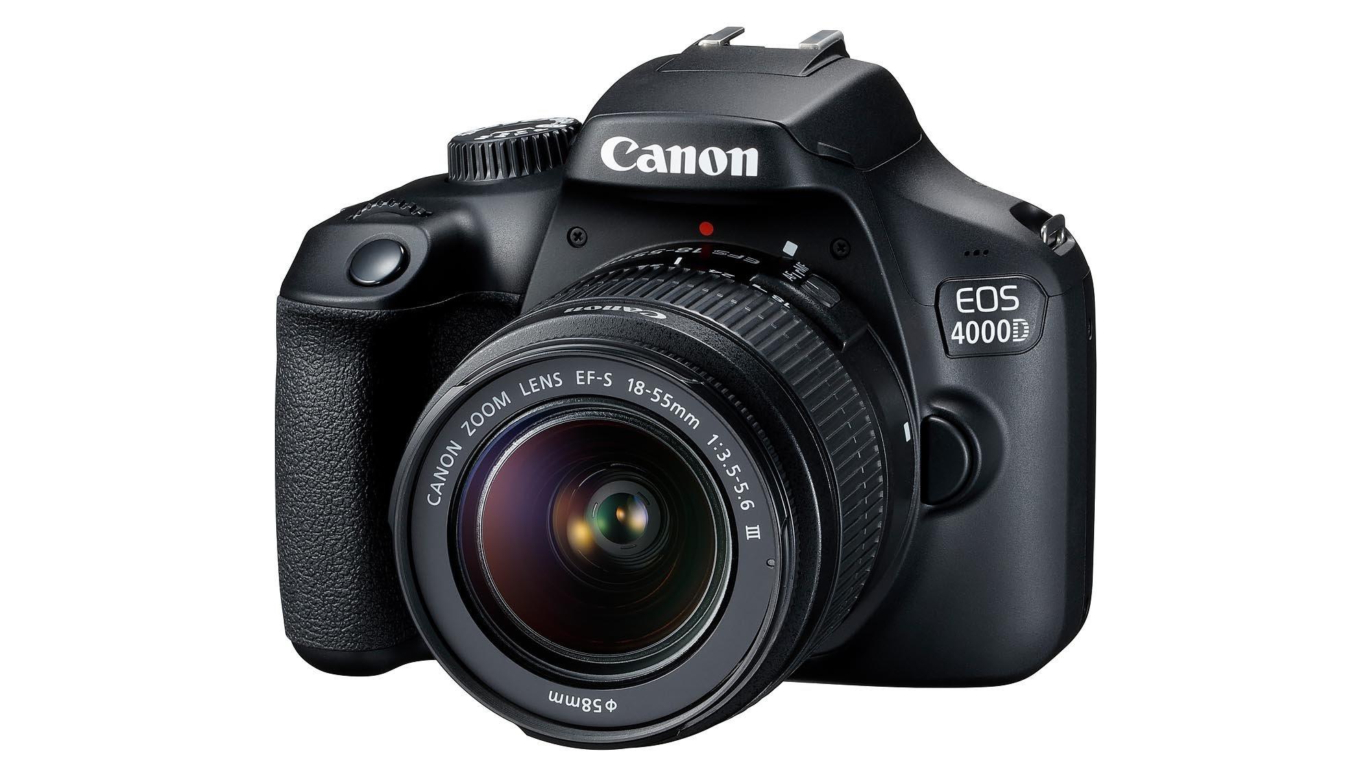 Canon Eos 4000d Prezzo Amazon