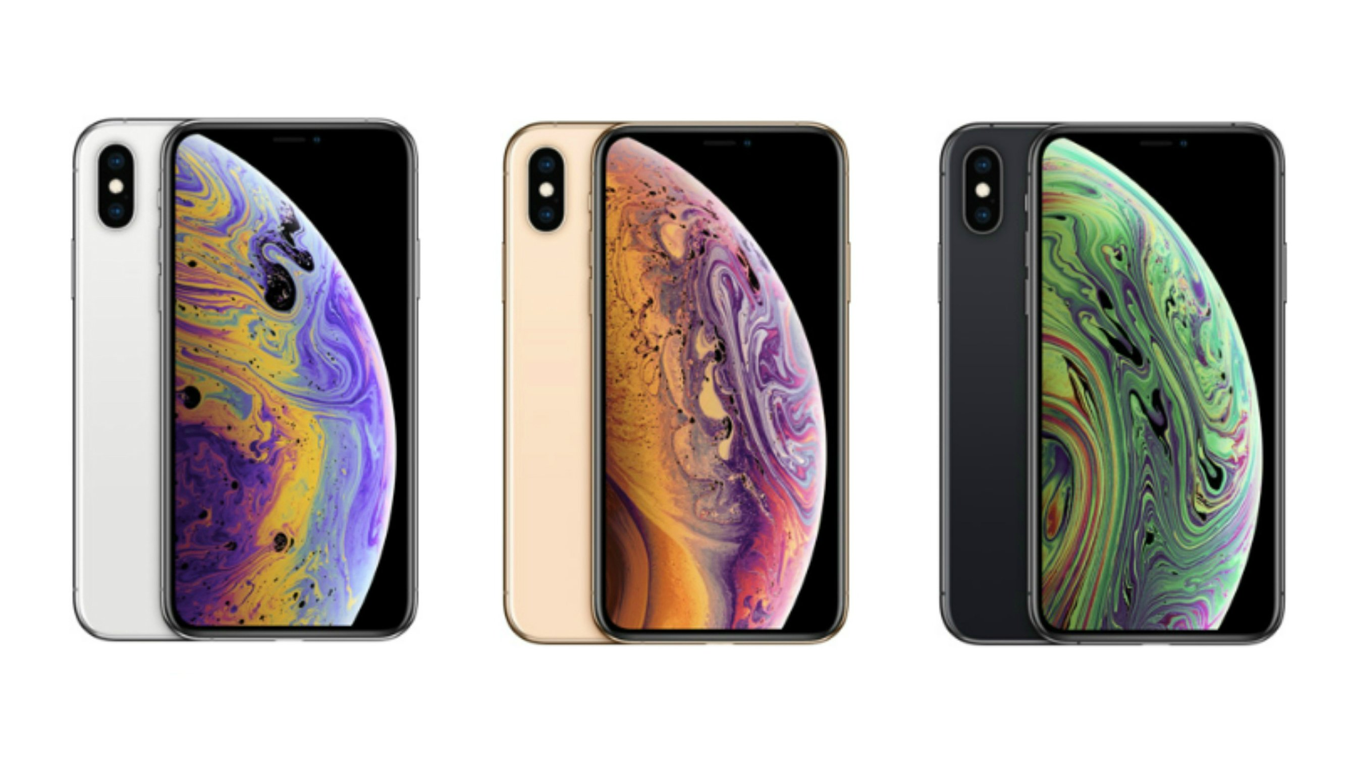 iPhone Xs colours: Apple goes luxe with the iPhone Xs and Xs Max ...