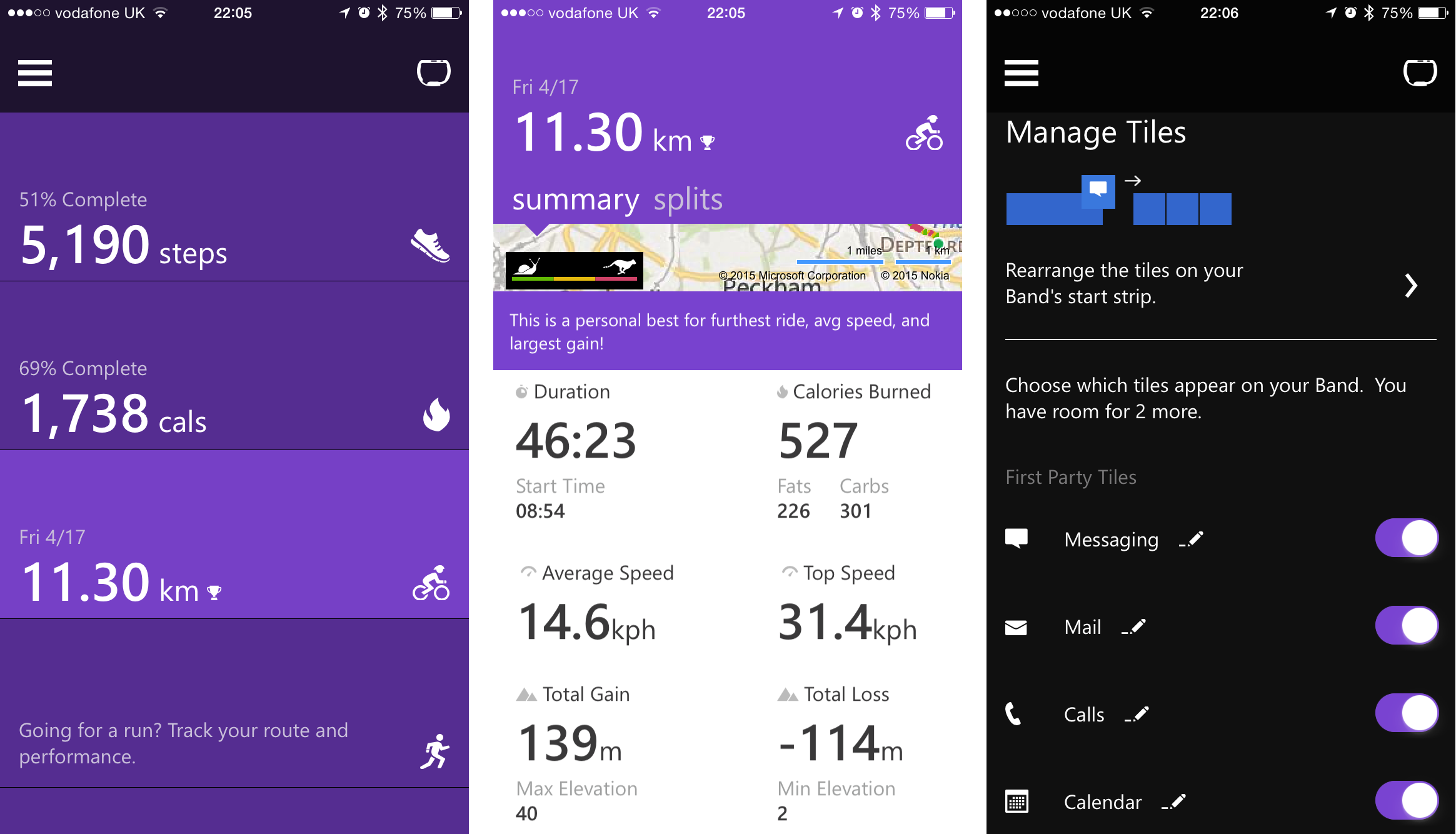 companion app microsoft health