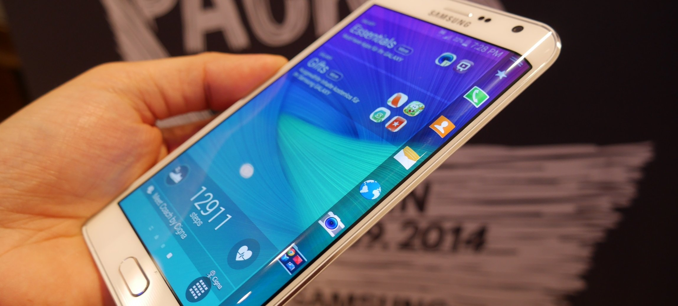 Phone Latest Samsung Android Phones the galaxy note 4 and xperia z3 have killed innovation expert samsung edge