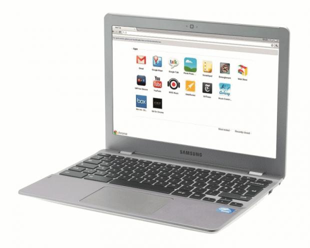 Samsung Series 5 550 Chromebook
