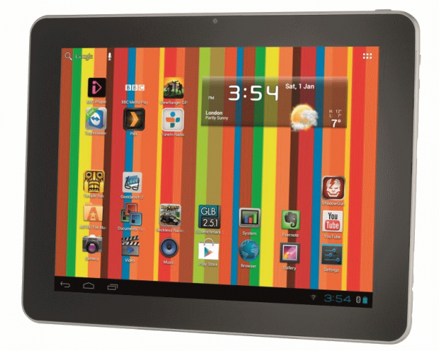"Gemini Devices JoyTAB! 9.7"" Tablet PC"