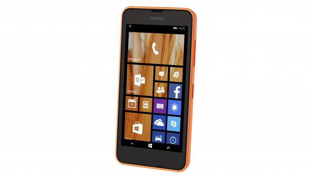 Nokia Lumia 630 header