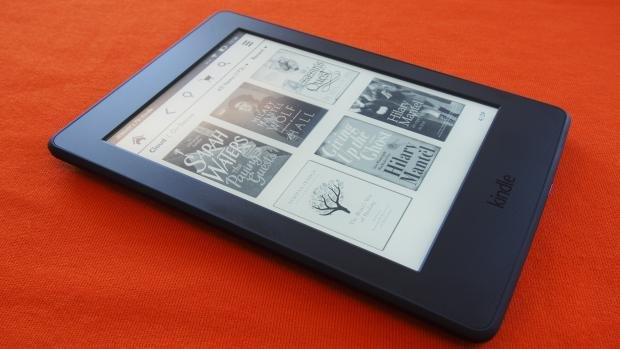 Kindle Paperwhite 2015 intro
