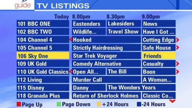 Sky Movies Tv Guide