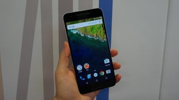 Nexus 6P hands on