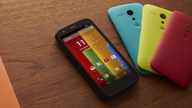 Moto G 1st Gen 3G