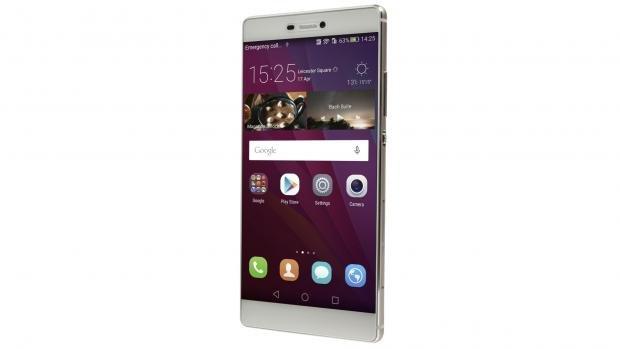 Huawei P8 main 3/4 image