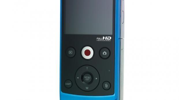Panasonic HM-TA1 (front)