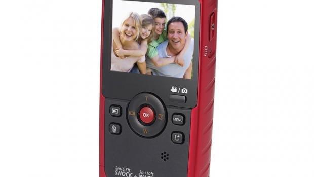 Samsung HMX-W200RP