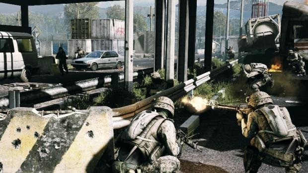 Battlefield 3 What's Hot