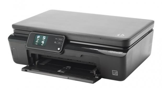 HP Photosmart 5510 e-All-in-One printer intro