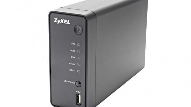 Zyxel NSA310
