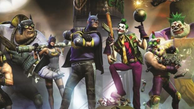 Gotham Impostors