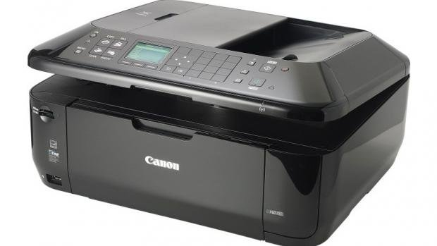 Canon PIXMA MX515 intro