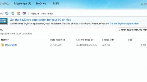 Microsoft SkyDrive