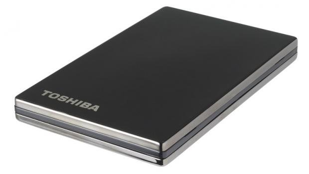 Toshiba Stor.E Steel S USB3 500GB