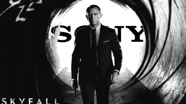 Skyfall Sony