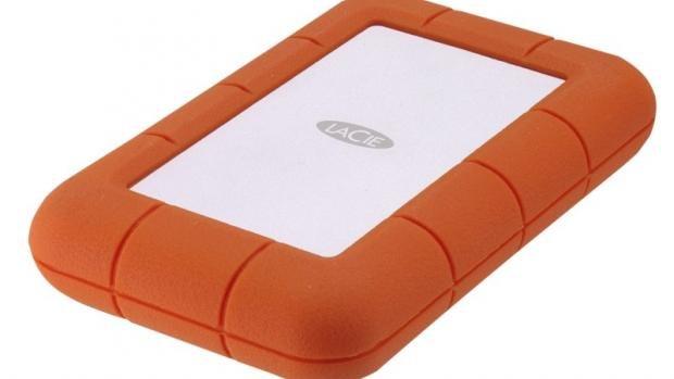 LaCie ThunderBolt Series 120GB