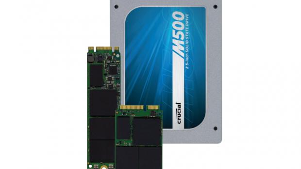 Crucial M500 1TB SSD